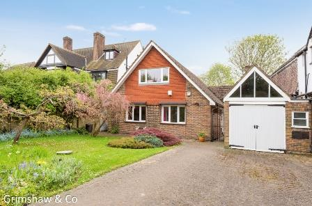 Sold - detached house overlooking Ealing Common W5