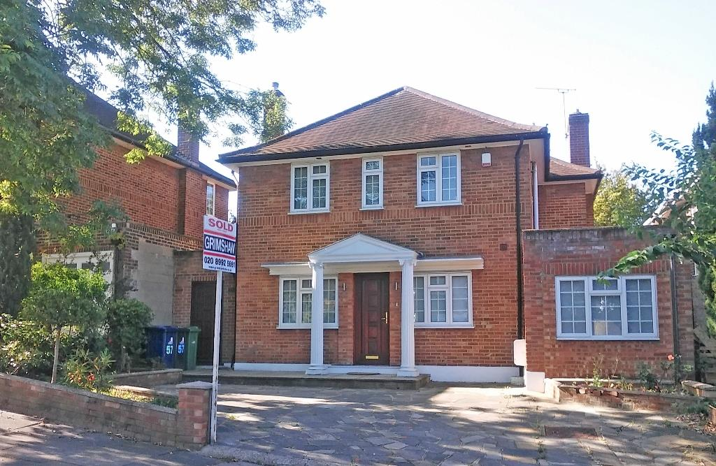 Sold - Ashbourne Road W5
