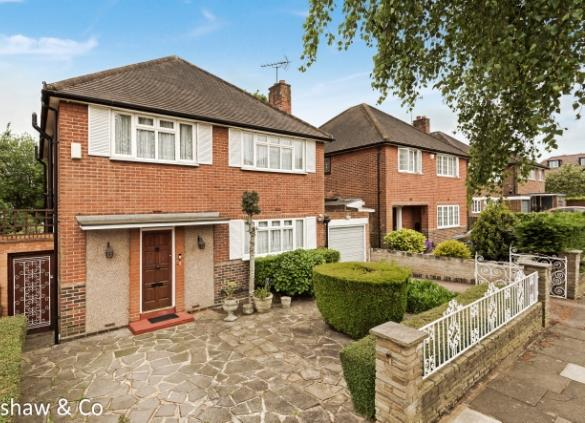 Sold - Rotherwick Hill Ealing W5