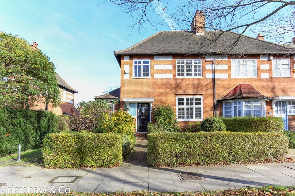 Sold - Brentham Garden Estate Ealing W5