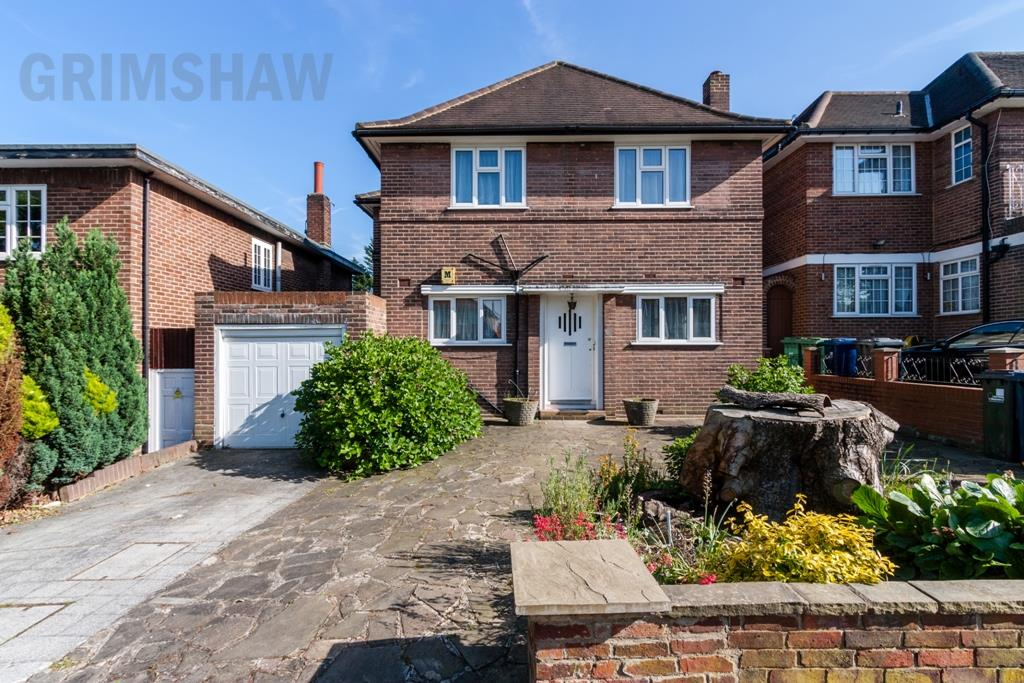 Sold - Heathcroft Ealing W5