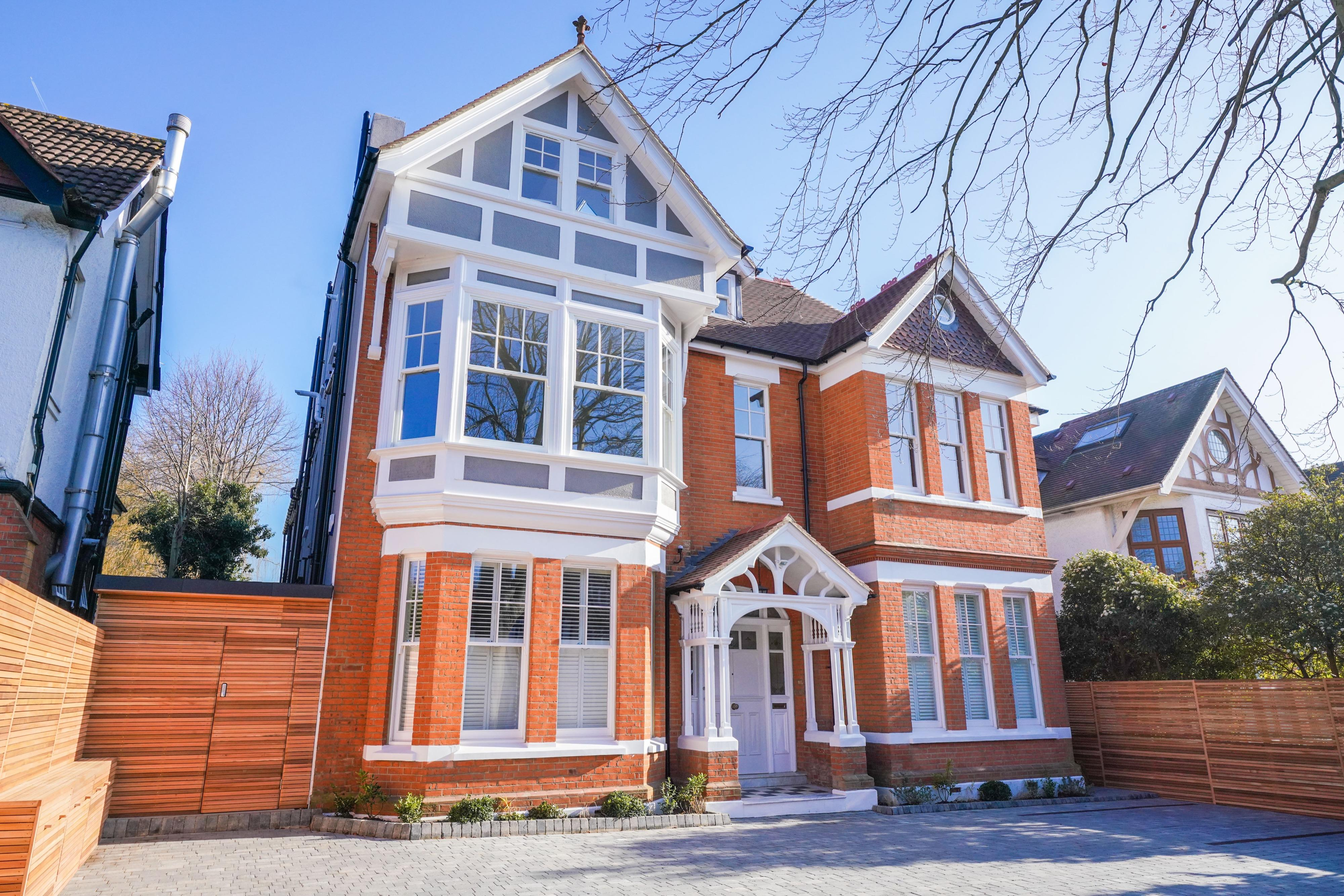 Sold - Corfton Road W5