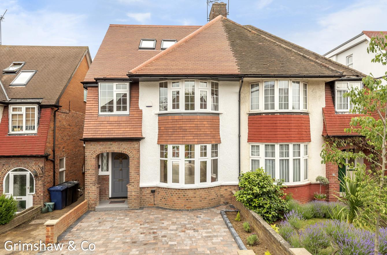 Sold - Bruton Way Ealing W13